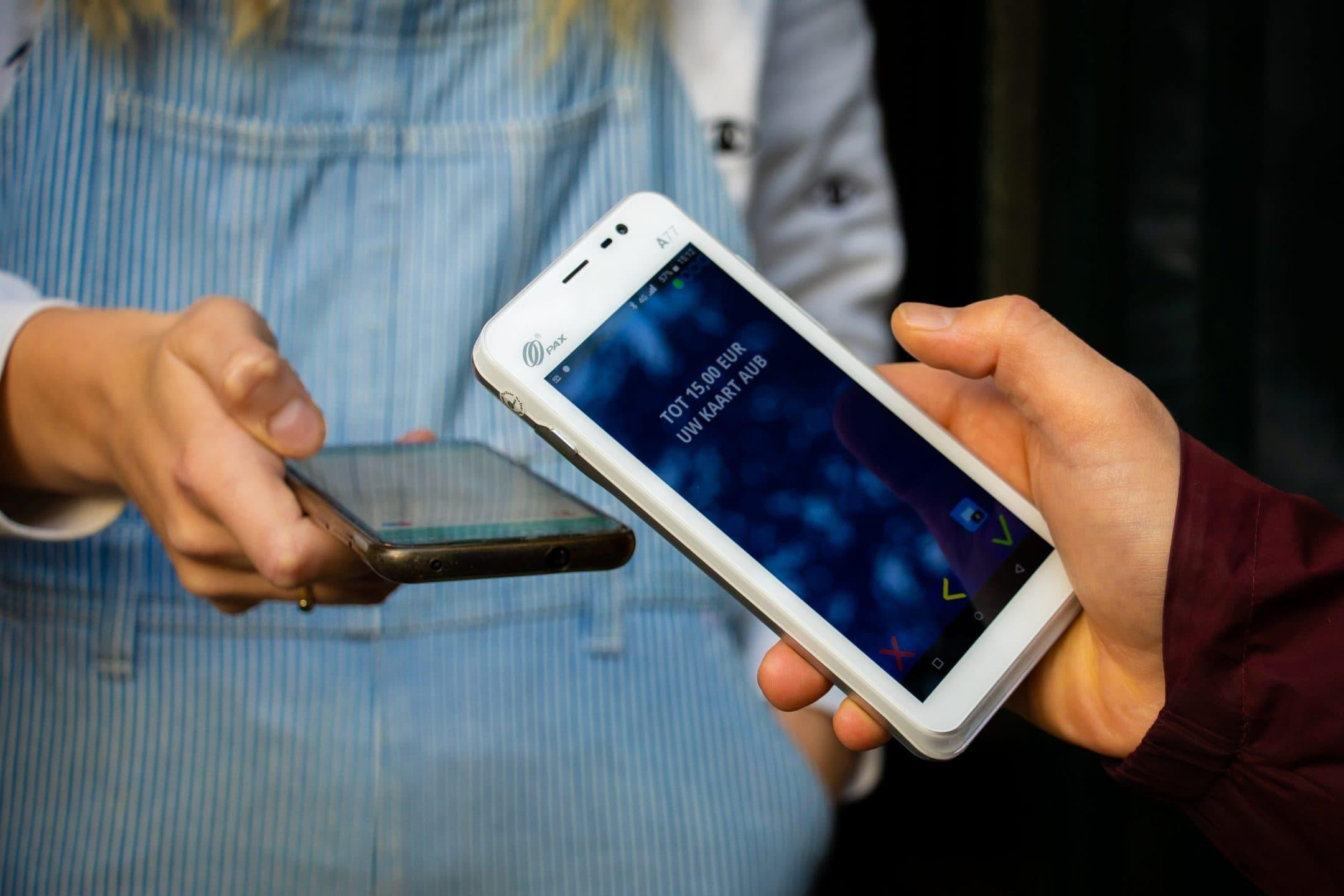 Coronacheck scanner app per direct op Pinautomaat A77